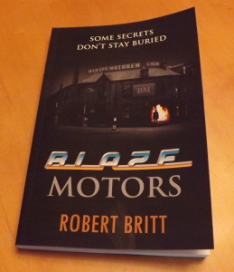 Blaze Motors by Robert Britt
